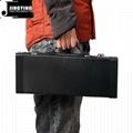 16 Holes Flute Leather Case