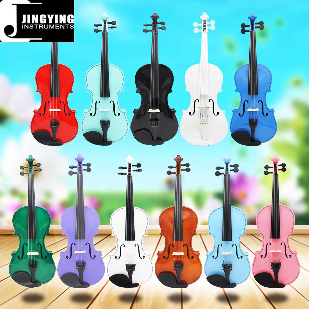Popular Color Violins from China