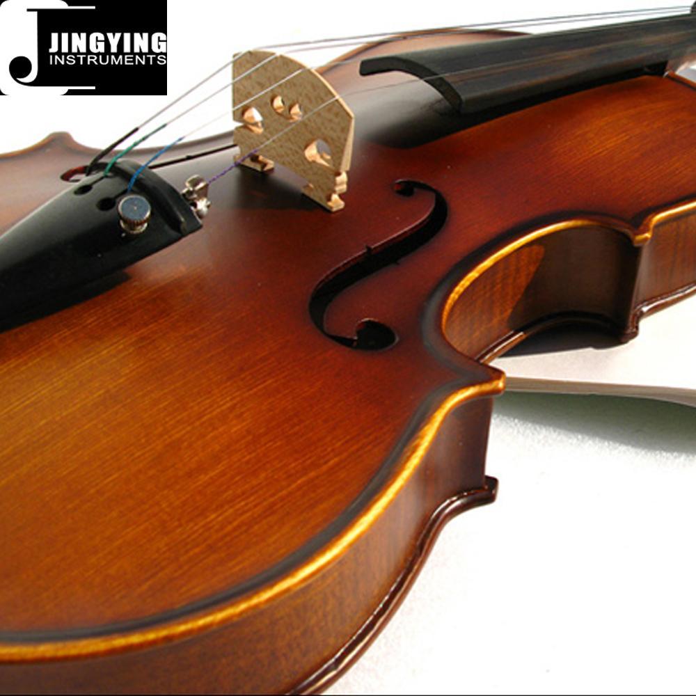 JYVL-M600 Handcraft Middle Grade Violin 5