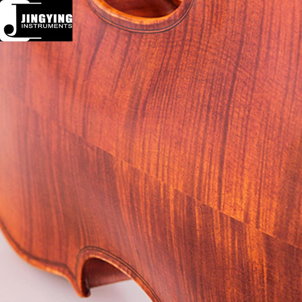 Over 15 years wood, Handcraft, Hand painting JYVL-M500 Middle Grade Violin 5