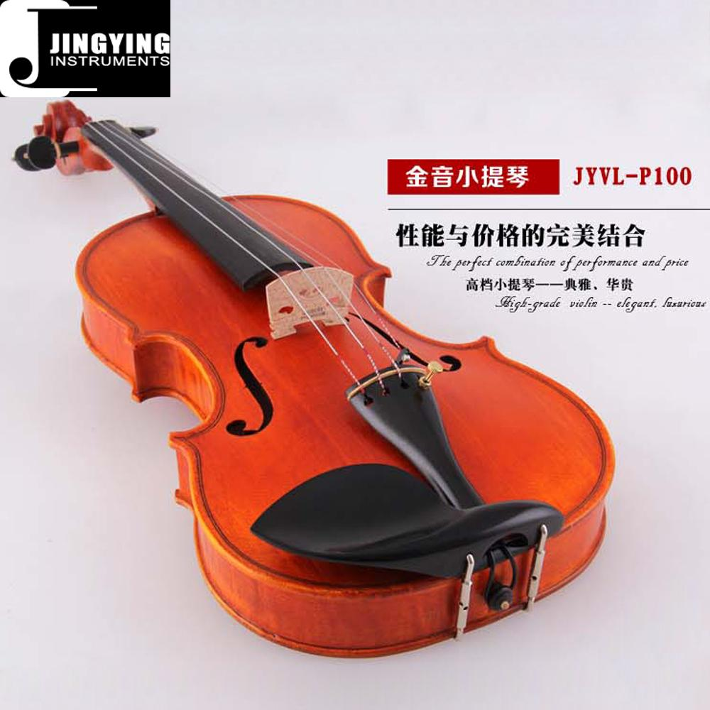Over 20 years wood/Handcraft/Hand painting JYVL-P100 High Grade Violin 1