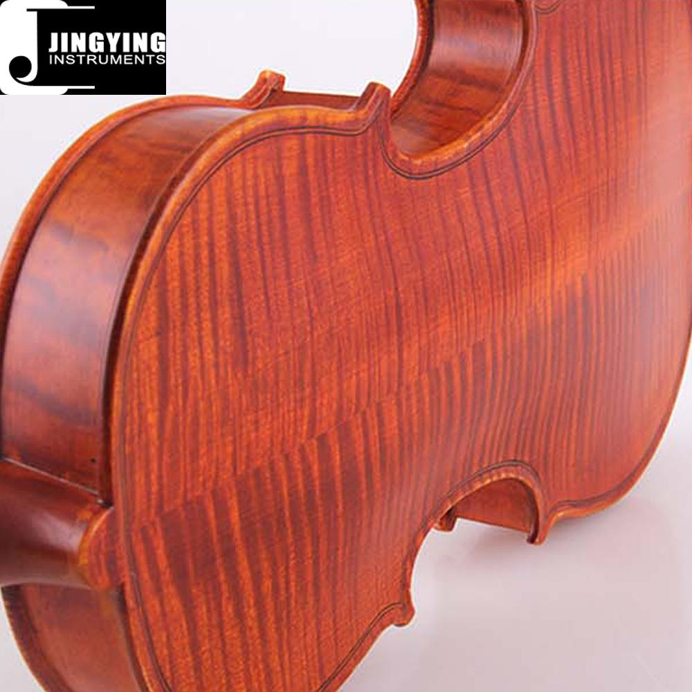 Over 20 years wood/Handcraft/Hand painting JYVL-P100 High Grade Violin 4
