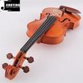 JYVL-S198 Professional handcraft high grade solo violin Factory 2