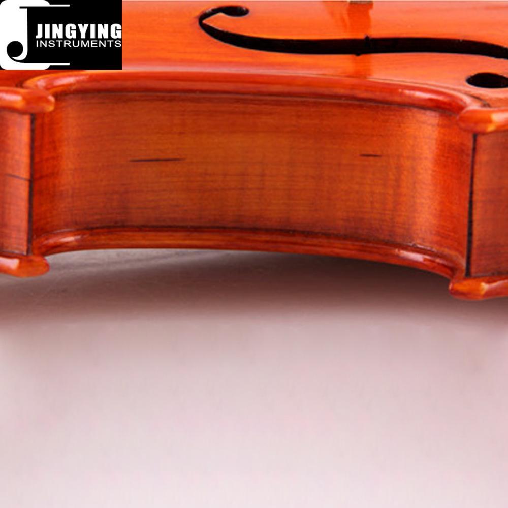 JYVL-S198 Professional handcraft high grade solo violin Factory 6