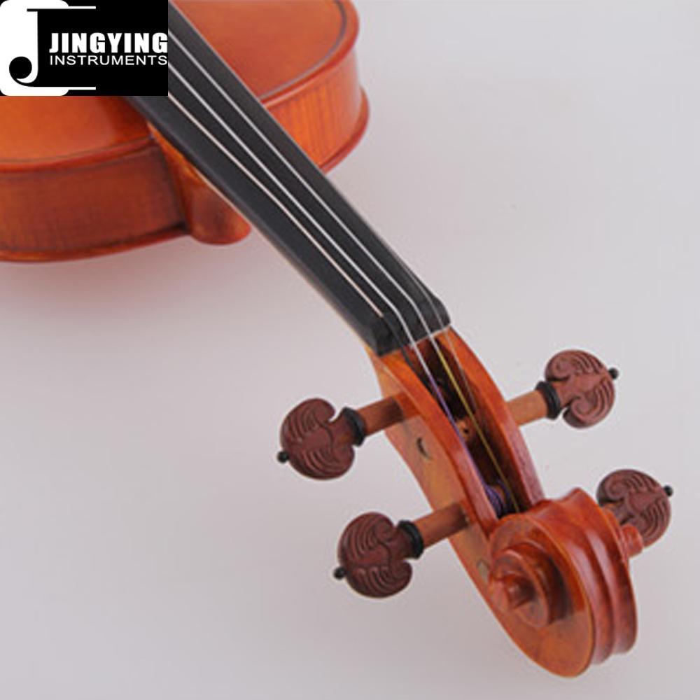 JYVL-S198 Professional handcraft high grade solo violin Factory 4