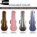 Hardshell Triangle Carbon Fiber 1/4 2/4 3/4 4/4 Violin Case 2