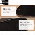 Hardshell Triangle Carbon Fiber 1/4 2/4 3/4 4/4 Violin Case 10