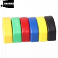 High-grade colored Five-clawed rubber violin mute