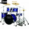 High-grade Lacquer 6-ply Birch Shell Drum Sets