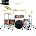 Professional Painting Lacquer 6PCS Drum Kits/Drum Sets
