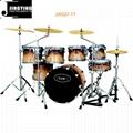 High Grade 7 pcs Painting Drum Sets/Drum
