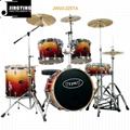 5 pcs Lacquer High-grade Drum Sets