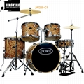 Cellulloid Cover Jazz Drum Sets for sale