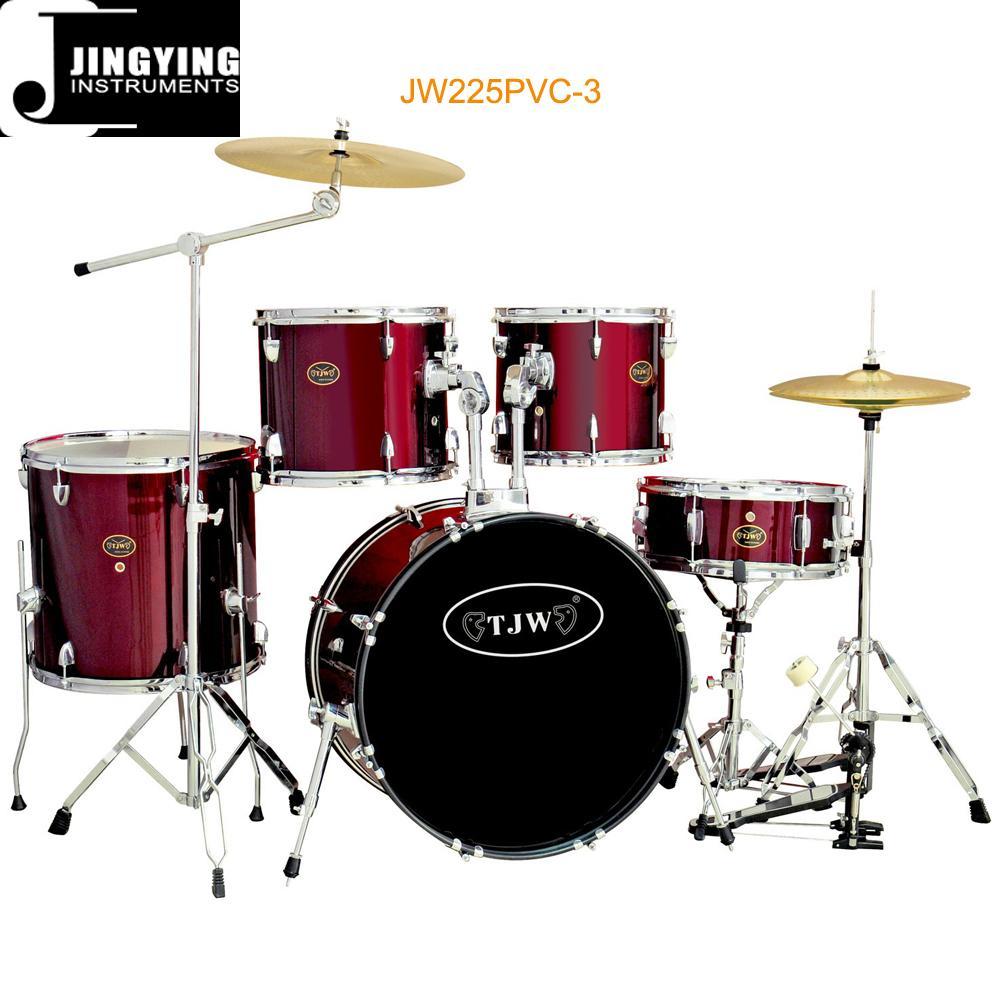 5pcs PVC Cover Drum Sets/Drum Kits 8