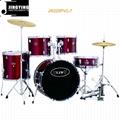 5pcs PVC Cover Drum Sets/Drum Kits 14