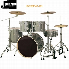 5pcs PVC Cover Drum Sets/Drum Kits