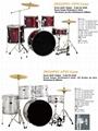 5pcs PVC Cover Drum Sets/Drum Kits 10