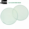 SLK Clear/SPX Semi-Clear/SPC Porcelain White/SRK Black Drum Heads