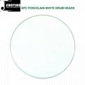 SLK Clear/SPX Semi-Clear/SPC Porcelain White/SRK Black Drum Heads 3