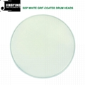 0.25+0.125mm thickness Grit-Coated Drum Head based on sound control