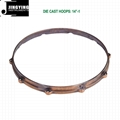 Drum Set Parts, Drum Hoops 1