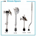 Drum Set Parts, Drum Spurs/Bass Drum Claw Hook