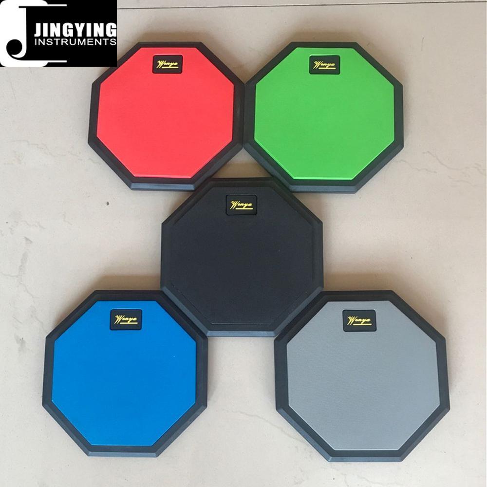Wholesale 8-inch Rubber Practice Drum/Silent Drum 2