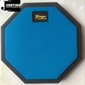 Wholesale 8-inch Rubber Practice Drum/Silent Drum 6