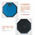 Wholesale 8-inch Rubber Practice Drum/Silent Drum 11