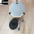 12-inch Environmentally friendly silica gel Double-sided Practice Drum