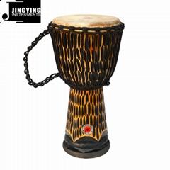 11 Inch African Hardwood