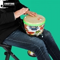 8 Inch ABS Drum Body Polyester Drum Skin African Drums