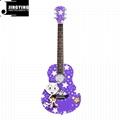 36 Inch Cartoon Angel Series Acoustic Guitars 5