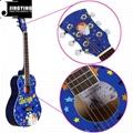 36 Inch Cartoon Angel Series Acoustic Guitars 10