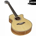 40 Inch Zebrano Material Acoustic