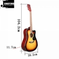 41 Inch VS Color High Quality Acoustic Guitars