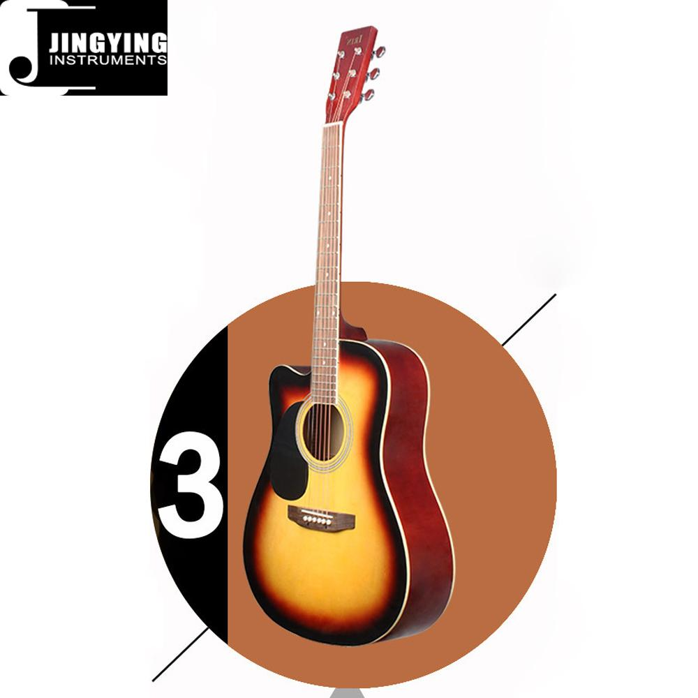 41 Inch VS Color High Quality Acoustic Guitars 5
