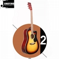 41 Inch VS Color High Quality Acoustic Guitars 4