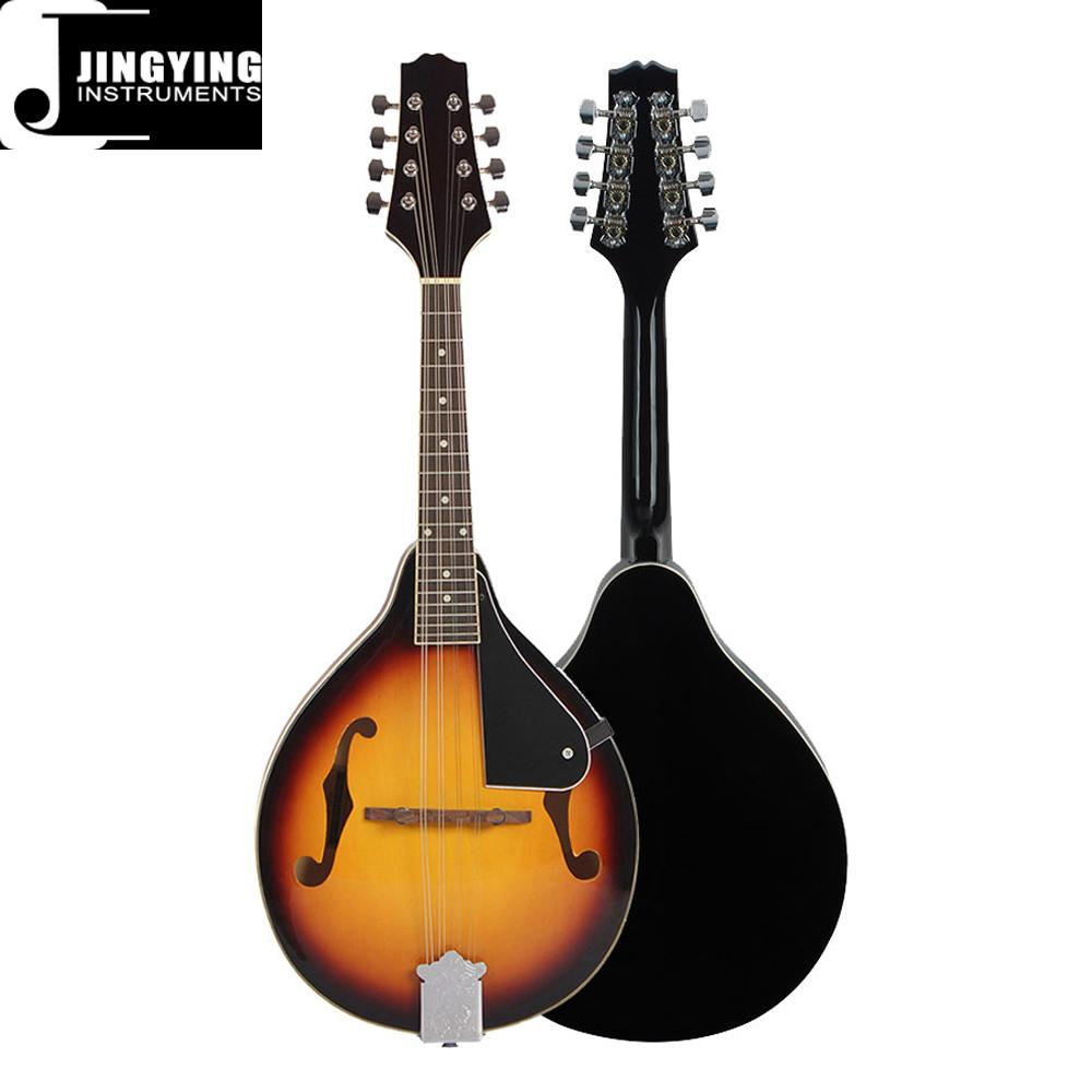 8 Strings Basswood Mandolin 4