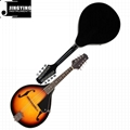 8 Strings Basswood Mandolin 5