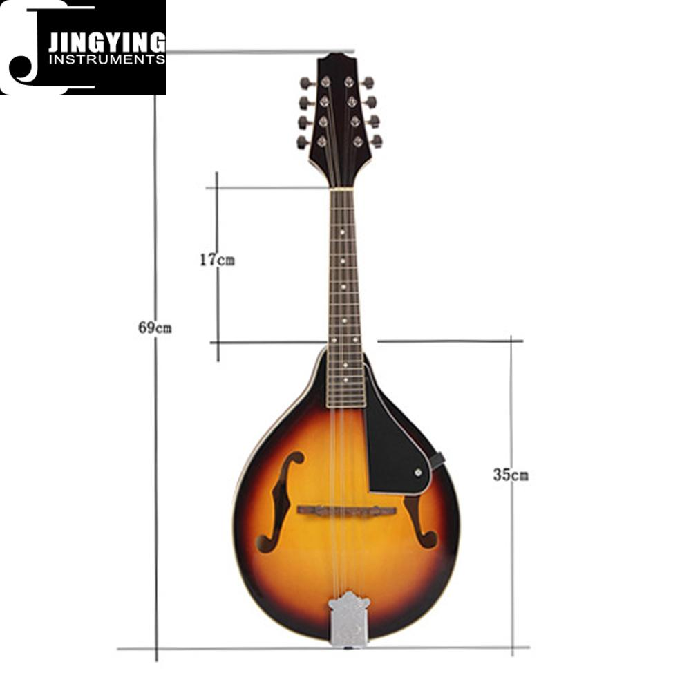 8 Strings Basswood Mandolin 13