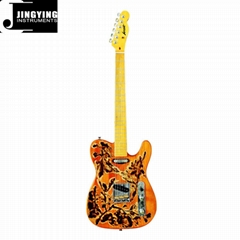 Factory Direct Sale Antique Series Heavy Relic TL Style  Electric Guitars