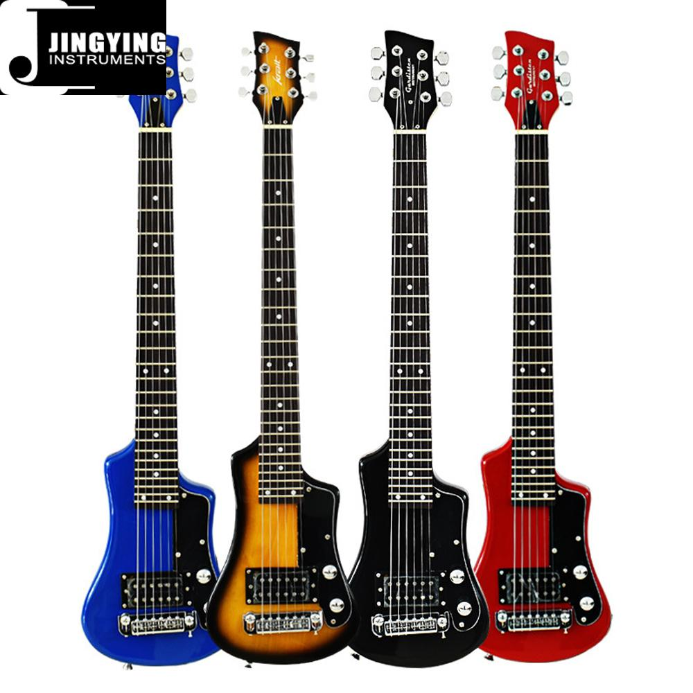 Wholesale Factory Direct Sale Germany Travel Portable Electric Guitars