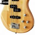 Wholesale Factory Direct Sale Customization 4 Strings KRAIT Bass Guitars