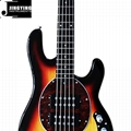 Wholesale Factory Direct Sale Best Selling 5 Strings Musicman Bass Guitars