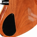 Wholesale Factory Direct Sale 5 Strings Mahogany+Basswood+Rosewood Bass Guitars