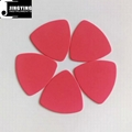 Wholesale Assorted Colours Triangular Style Celluloid Guitar Picks