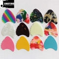Wholesale China Made Custom Celluloid Special-shaped Guitar Picks