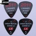 Wholesale China Made Celluloid/ABS/Nylon/PVC Guitar Picks with Custom Logo 9