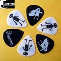 Wholesale China Made Celluloid/ABS/Nylon/PVC Guitar Picks with Custom Logo 6